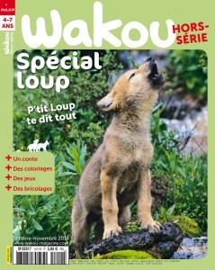 Wakou Hors-série spécial Loup Novembre 2014