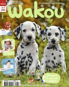 Wakou animaux tachetés Novembre 2012