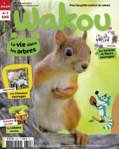 Wakou Fête de la nature Mai 2014