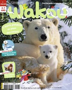 Wakou ours polaire Décembre 2013