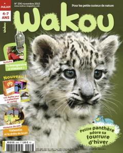 Wakou panthère fourrure Novembre 2013