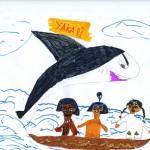 Dessin Salome - Concours Yakari sur Wakou magazine