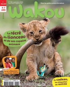 Récré des animaux - septembre 2014