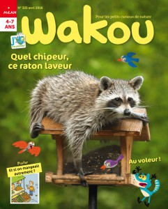 Alimentation durableCouverture Wakou avril 2016