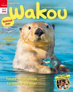 Spécial mer Sommaire wakou juillet 2016