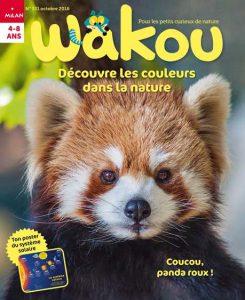 Découvre les couleurs de la nature avec Wakou magazine !