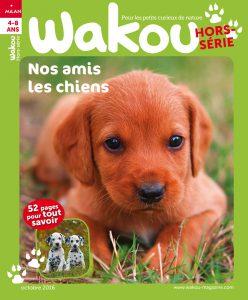 Wakou Hors-série sur nos amis les chiens