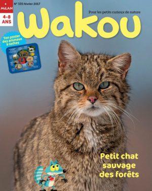Wakou voyage dans le temps en février 2017 !