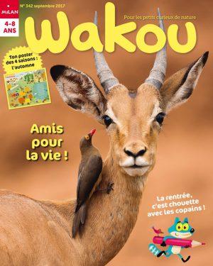 Wakou magazine : Amis pour la vie !