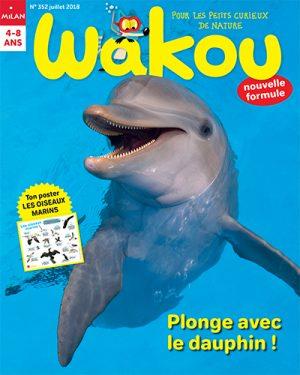Wakou - Plonge avec le dauphin