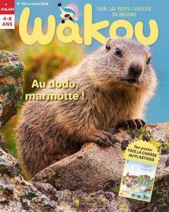 Au dodo, marmotte ! - Wakou octobre 2018