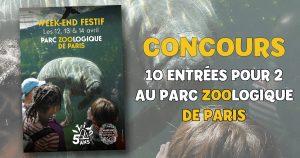 parc zoo de paris