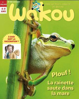 Couverture Wakou avril 2019