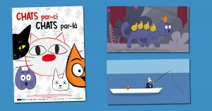 chat film concours
