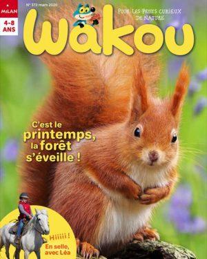 C'est le printemps avec Wakou magazine !