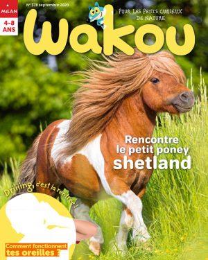 Wakou magazine - Septembre 2020