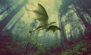 dragon créature fantastique