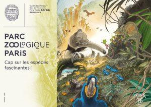 concours parc zoologique de paris