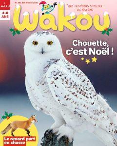 Wakou magazine - décembre