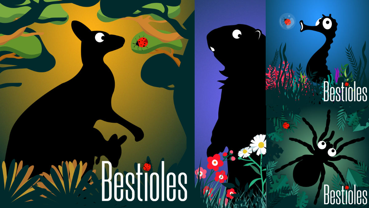 podcast animaux bestioles