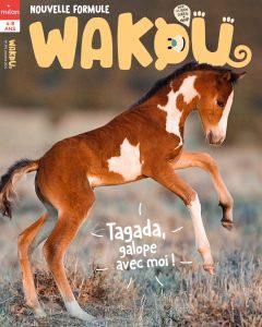 Galope avec nous ! Wakou magazine